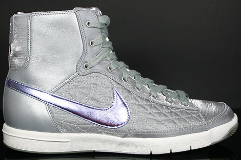 Nike WMNS Blazer Mid Shadow Grey Plum Granite Profile