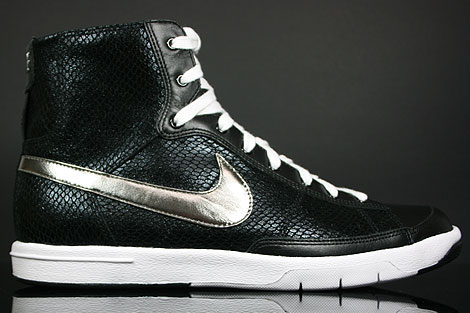 Nike WMNS Blazer Mid Black White