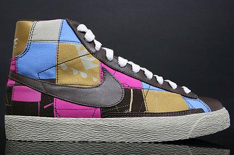 Nike WMNS Blazer Mid Premium Patchwork