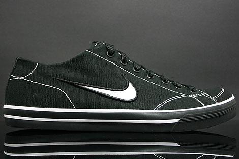 Nike Capri Canvas Black White