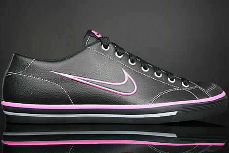 Nike WMNS Capri SI Black Stealth China Rose