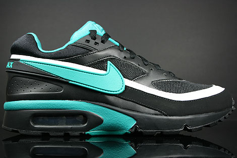 Nike Air Classic BW Black Emerald White