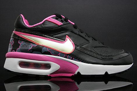 Nike WMNS Air Classic BW Schwarz Pink