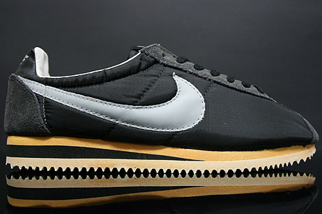 Nike Cortez Nylon Vintage Black