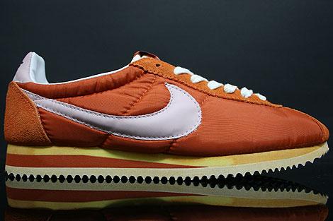 size 40 970d6 d0559 Nike Cortez Nylon Vintage Orange - Purchaze