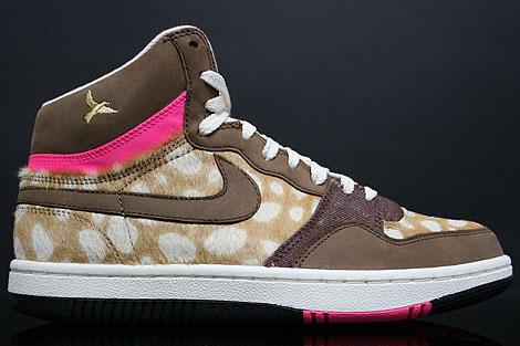 Nike WMNS Court Force Hi Premium Bambi