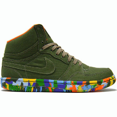 Nike Court Force Hi