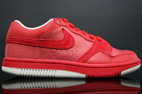Nike Court Force Low Varsity Red