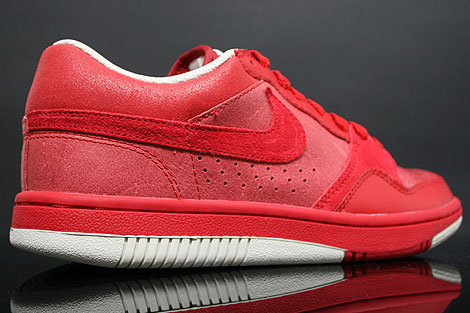 Nike Court Force Low Varsity Red Inside