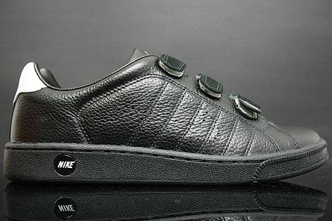 Nike Court Tradition V2 Black White