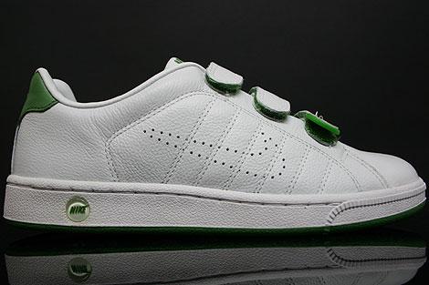 Nike Court Tradition V2 White Green