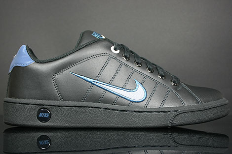 Nike Court Tradition 2 Schwarz Grau Blau