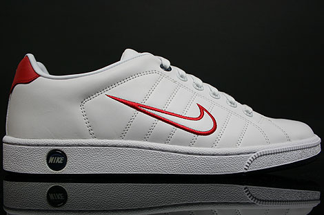 Nike Court Tradition 2 White Red