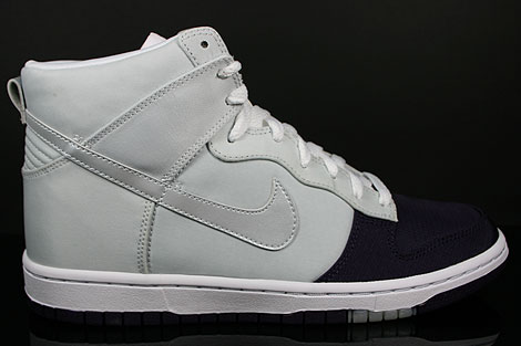 Nike Dunk Hi WMNS Skinny Grand Purple Platinum Profile