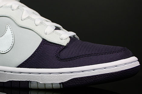 Nike Dunk Hi WMNS Skinny Grand Purple Platinum Inside