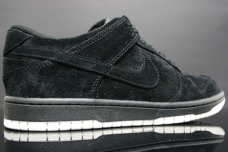 Nike Dunk Low Premium Black Sail Inside