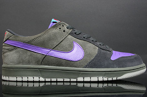 Nike Dunk Low CL Purple Anthracite