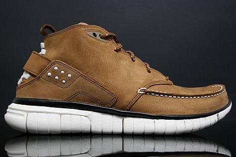 Nike Free Hybrid Boot Premium LT British Tan