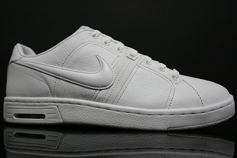 Nike Air Gravel Court White White Profile