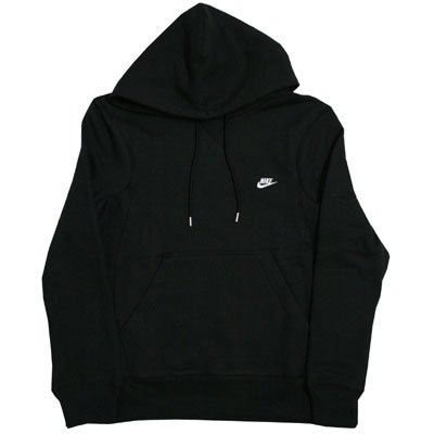 Nike Johnson Hoody Brushed Black