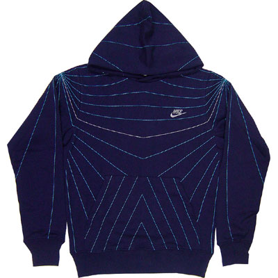 Nike Pull Over Hoody Obsidian