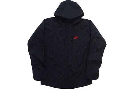 Nike Metro Logo Jacket Black