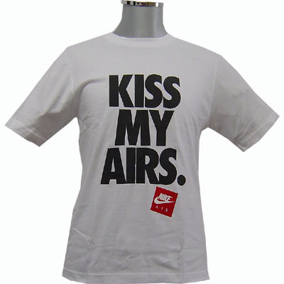 unique design clearance prices wide varieties Nike Kiss My Airs Tee - Purchaze