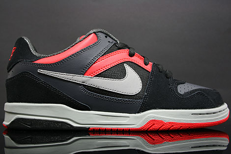 Nike Zoom Oncore Black Grey Anthracite Red Right