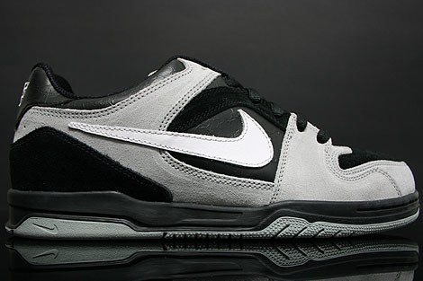 Nike Zoom Oncore Black White Metallic Silver