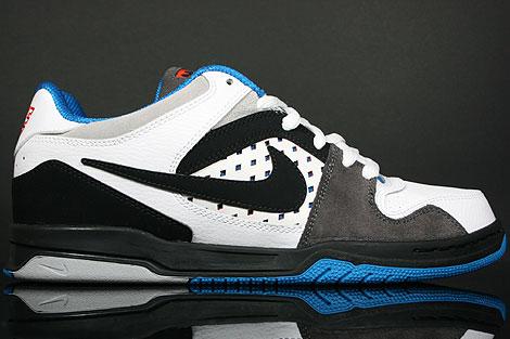 Nike Zoom Oncore Weiss Schwarz Grau Blau