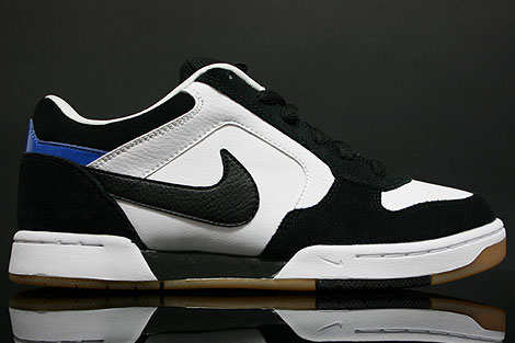 Nike Skeet White Black Italy Blue