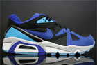 Nike Air Structure Triax 91 Schwarz Blau Hellblau