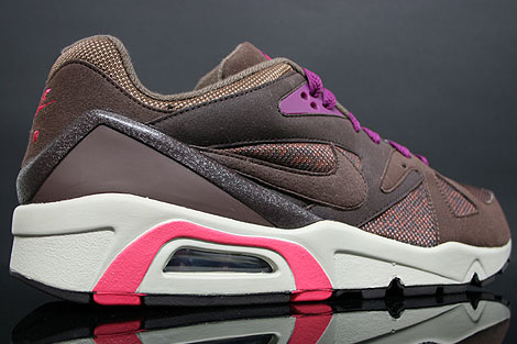 Nike Air Structure Triax 91 Dark Oak Mulberry Inside
