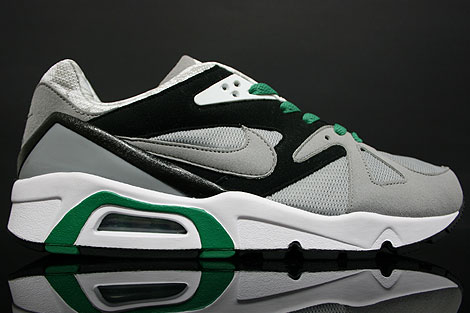 Nike Air Structure Triax 91 Silver Green