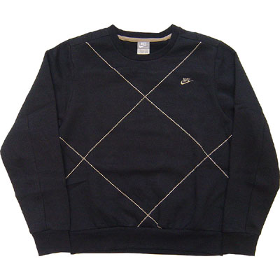 Nike Challenge Crew Sweater Black Right