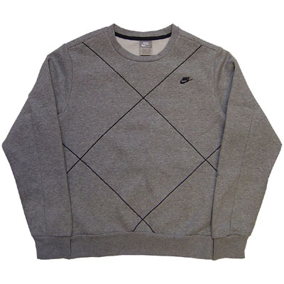 Nike Challenge Crew Sweater Grey Right