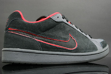 Nike Switch D Black Red Anthracite Inside