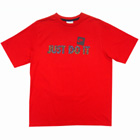 Nike T Shirt Just Do It Red