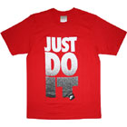 Nike Just Do It T Shirt Sp Rot
