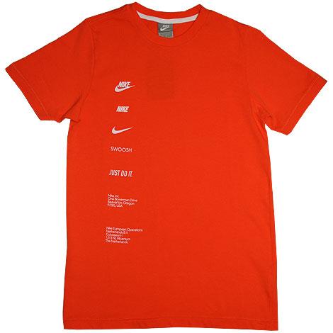 Nike Box Tee Orange