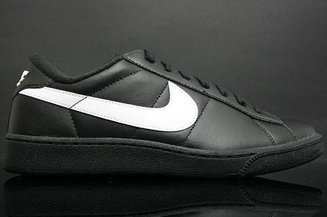 Nike Tennis Classic Black White