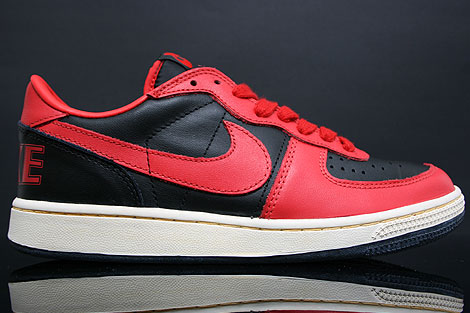 Nike Terminator Low Vintage Black Red