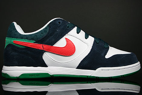 Nike Air Twilight Nightshade Hot Red