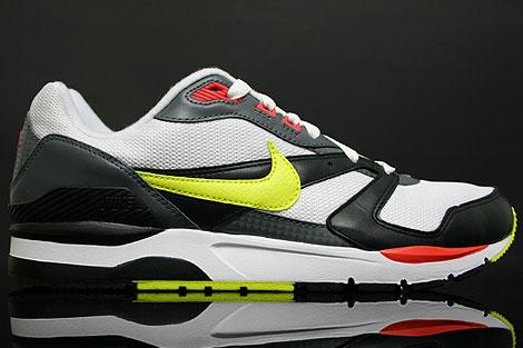 Nike Twilight Runner EU Weiss Gelb Schwarz
