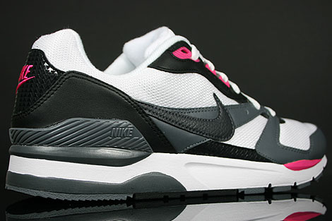 Nike Twilight Runner EU White Anthracite Black Back view