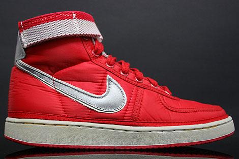 Nike Vandal Hi Supreme Vintage Varsity Red