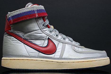 Nike Vandal Hi Supreme Vintage Silver