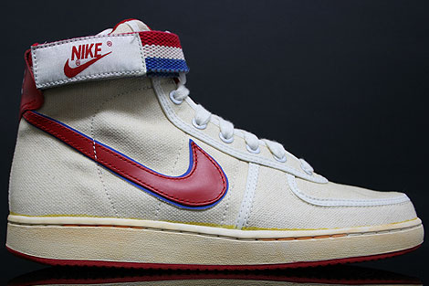 Nike Vandal Hi Vintage White Canvas