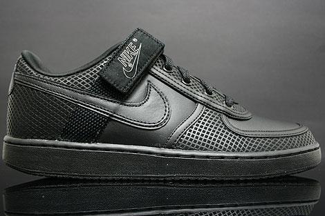 Nike Vandal Low Black Granite