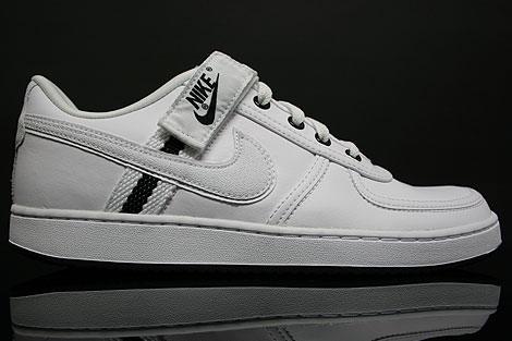 Nike Vandal Low White Black